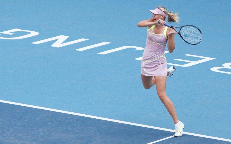 Expulsan a una niña de un club de tenis por imitar los gritos de Sharapova mientras juega