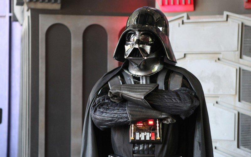 Darth Vader se postula a la presidencia de Ucrania